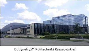 budynek V Politechniki Rzeszowskiej