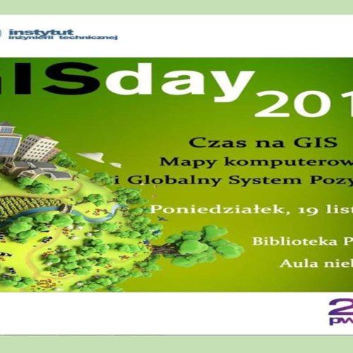 Wycieczka klasy 3TG na GISday do Jarosławia. Autor: Andrzej Fluda