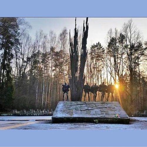 Największa bitwa patryzancka (na Porytowym Wgórzu)  na ziemiach POLSKICH i w Europie. Opracował: Jerzy Moskal