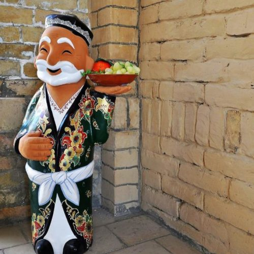 Belfer w podróży: Spotkajmy się na Jedwabnym Szlaku cz. VI – na uzbeckim bazarze. Autor: Gabriela Majcher